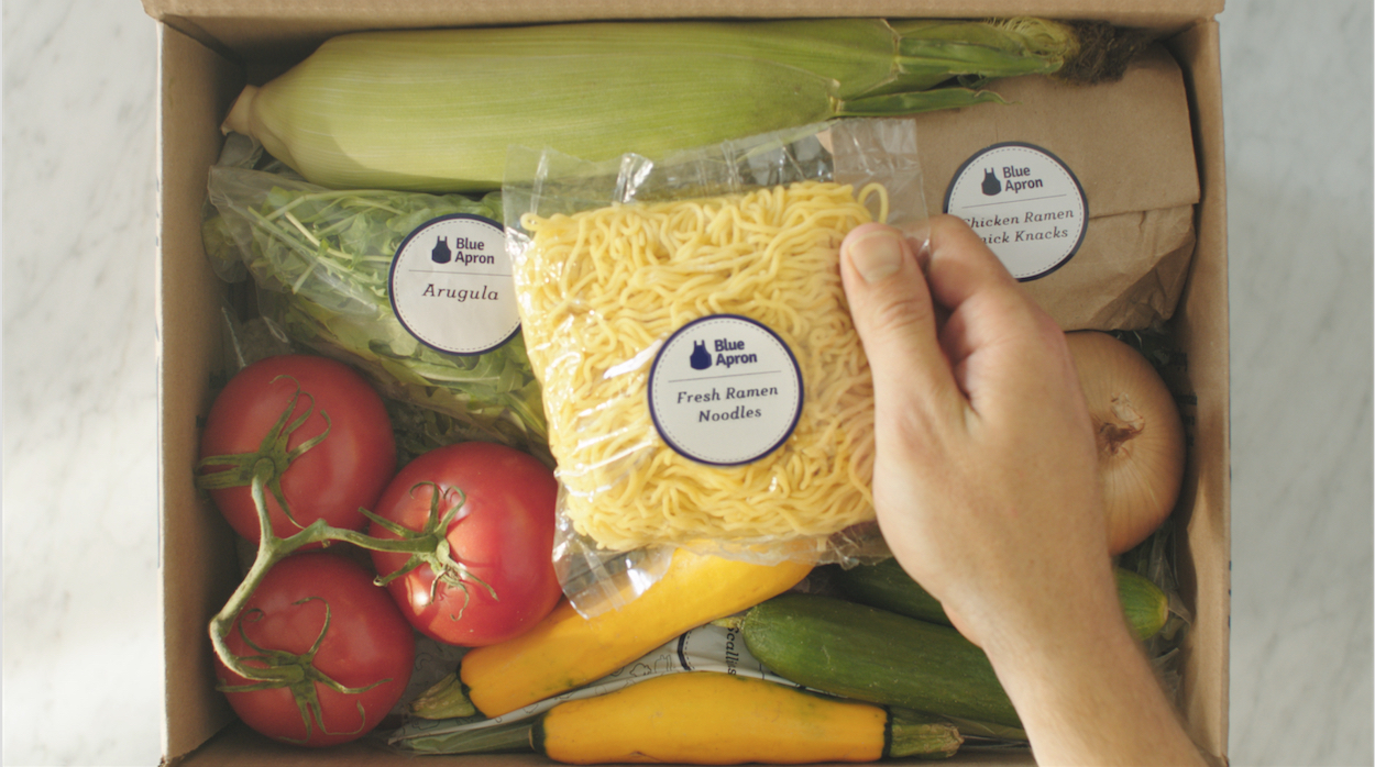 Blue apron junior editor - Videos You May Be Interested In Blue Apronsponsored